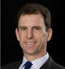 John Steele, Chief Executive UK Sport