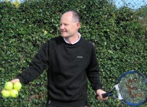 Peter Farrell, Coach Development Officer, Tennis Ireland