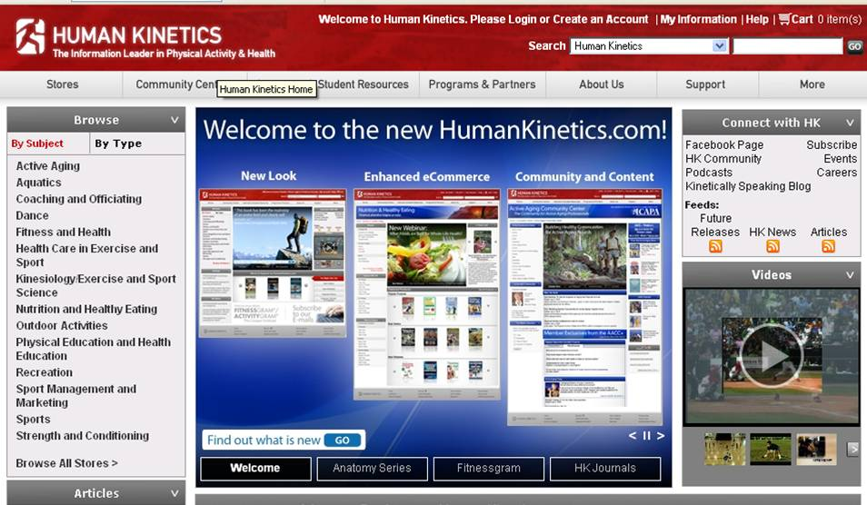 Web Screen