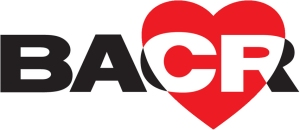 New BACR logo
