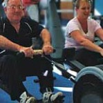 Older adults exercising 2