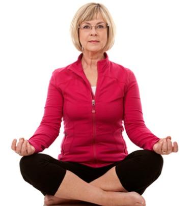 Yoga for elders