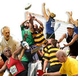 Sport montage