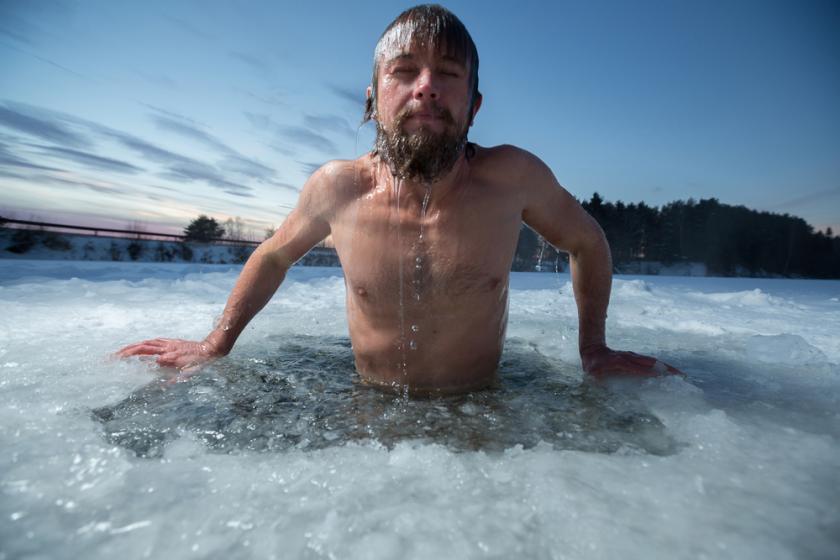 ice-bath